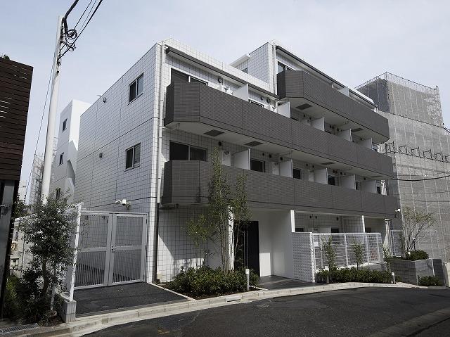プレミアムキューブM赤坂檜町201号室
