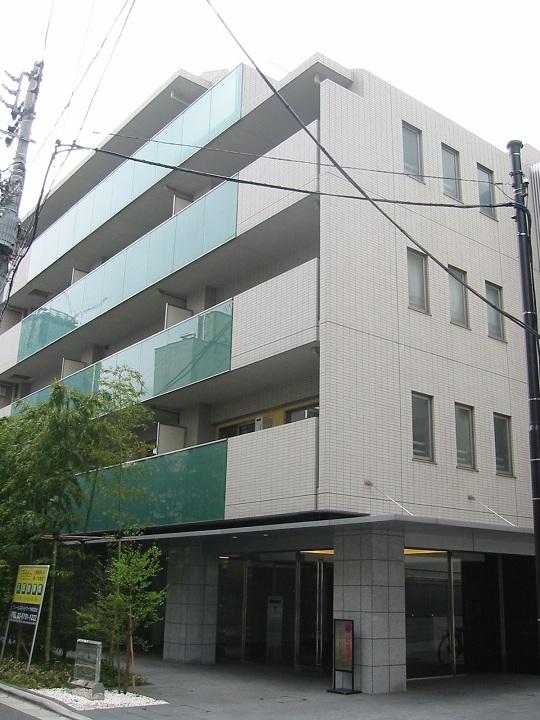 レジディア赤坂 209号室