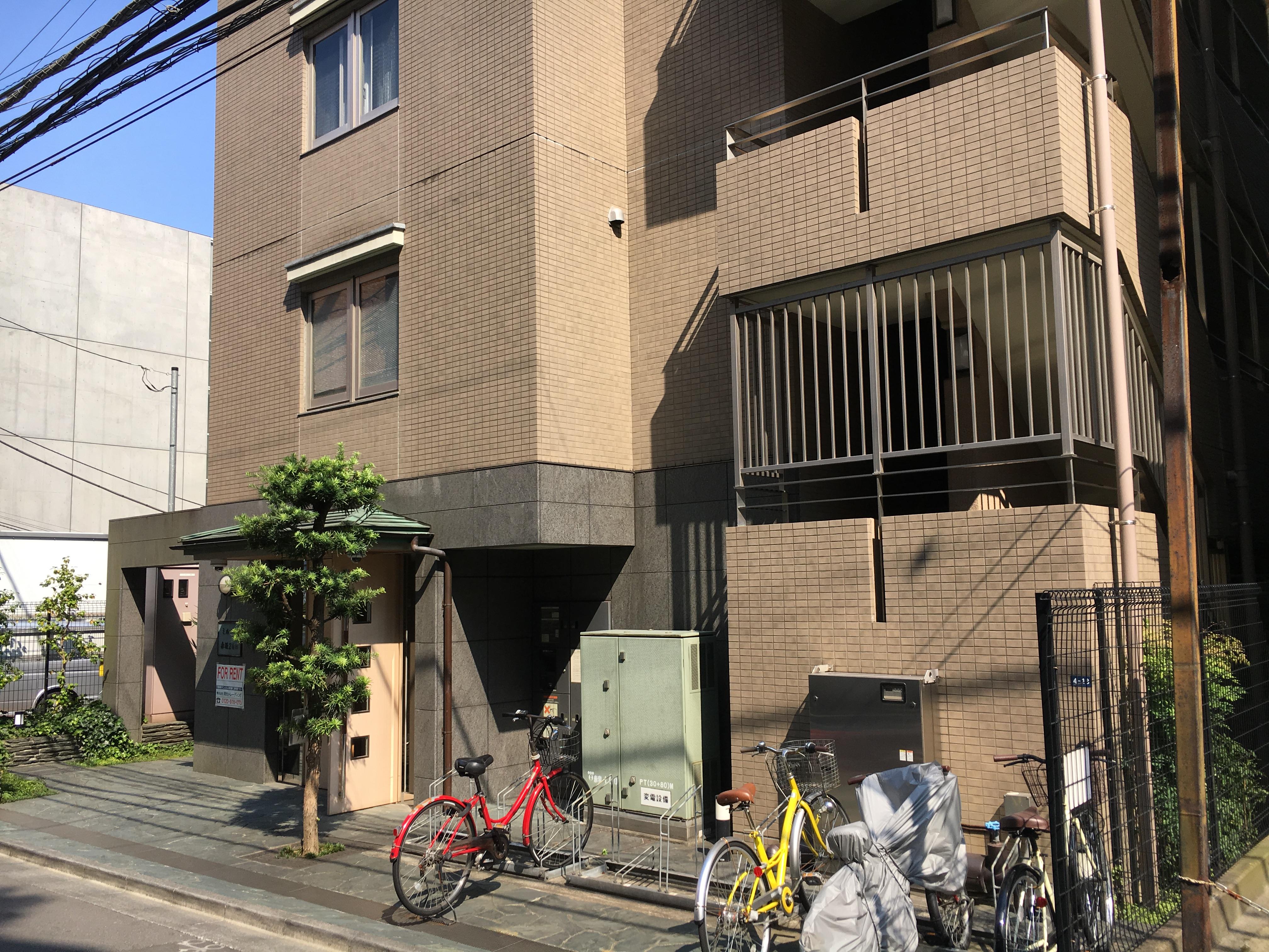 ミルーム赤坂弐番館205号室