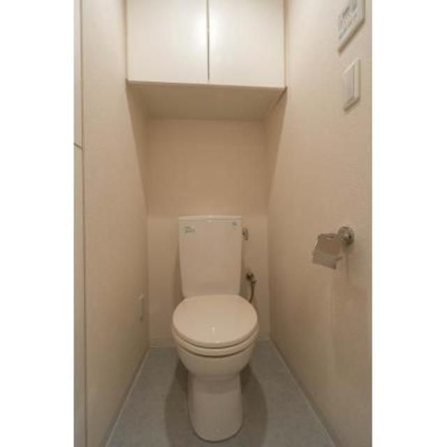 同タイプ住戸 トイレ